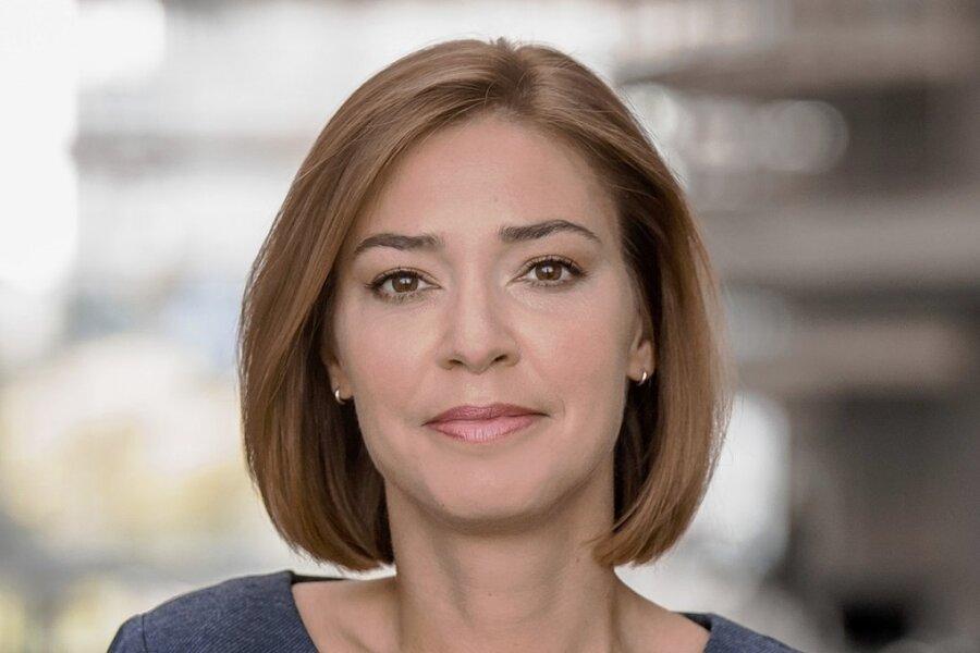 Yvonne Magwas, CDU-Bundestagsabgeordnete aus Auerbach.