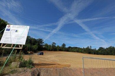 Laut Stadt ist der 1,96 Millionen Euro teure Mega-Abriss der Industriebrache seit kurzem offiziell abgeschlossen.