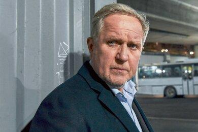 """Macht im neuen """"Tatort"""" Diät und hat nicht die allerbeste Laune: Moritz Eisner, gespielt von Harald Krassnitzer."""