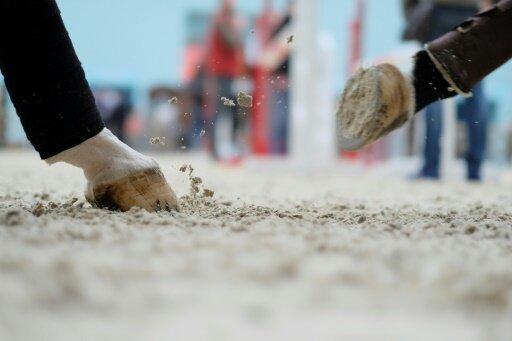 Nierenprobleme: Pferd bei Reit-WM eingeschläfert