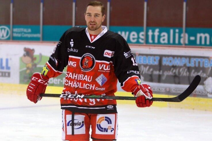 André Schietzold darf im Powerplay nicht aufs Eis.