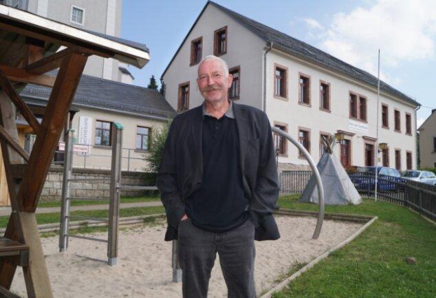 Seit 30 Jahren ist Steffen Pachan ununterbrochen im Amt. Er gehört damit zu den dienstältesten Bürgermeistern im Kreis. Ob er weitermacht, weiß er noch nicht ganz genau. Das hänge auch von den Rahmenbedingungen ab, die bis zur Wahl 2022 gelten, sagt er.