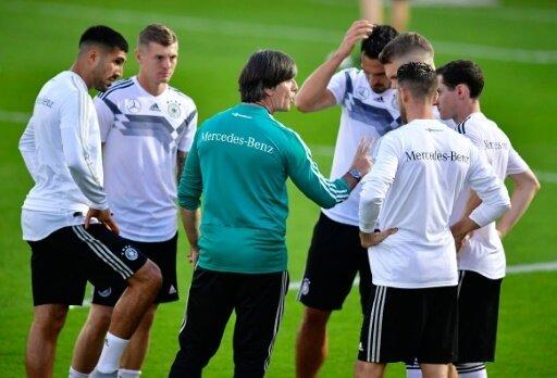 Rund 5000 Zuschauer kamen zur DFB-Trainingseinheit