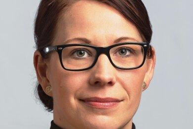 Marika Tändler Walenta, Vize-Fraktionsvorsitzende der Linken im Landtag.