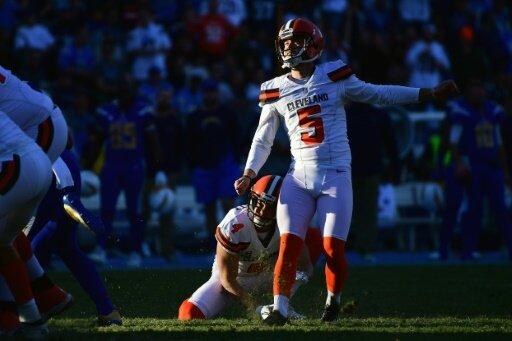 Cleveland Browns verlieren in der NFL seit zwölf Spielen