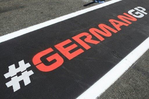 Hoffnung auf Fortführung des Deutschland-GP