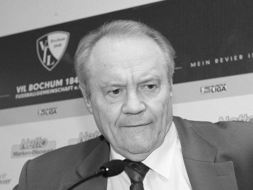 Werner Altegoer nach schwerer Krankheit gestorben