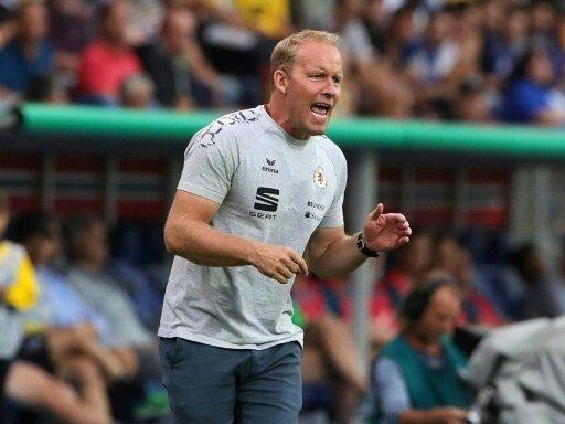 Sieg für Braunschweig und Trainer Henrik Pedersen