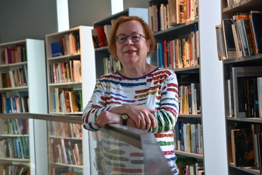 Seit 15 Jahren steht Ruth Röcher der Jüdischen Gemeinde in Chemnitz vor. Bei einem ihrer wichtigsten Anliegen konnte sie nun einen Erfolg verbuchen.