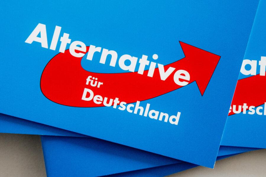 Parteitag der Sachsen-AfD in Dresden: Die Stunde der Radikalen