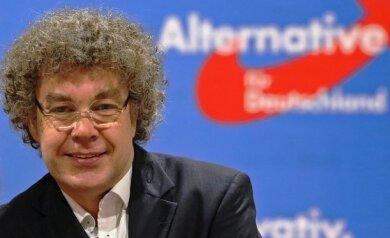 Matthias Moosdorf - Direktkandidat der AfD für den Zwickauer Bundestagswahlkreis
