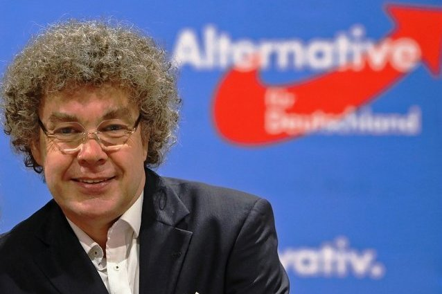 Matthias Moosdorf - Direktkandidat im Wahlkreis 165 (Zwickau).
