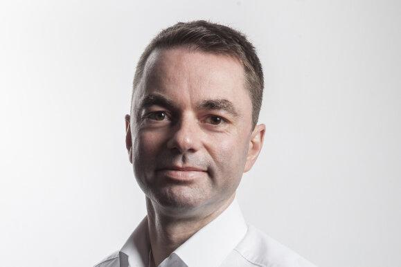 Frank Böhme, Geschäftsführer der scanacs GmbH.