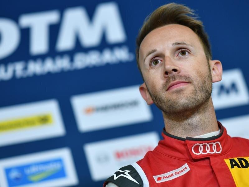 Kandidat für ein Formel-E-Cockpit: DTM-Fahrer René Rast.