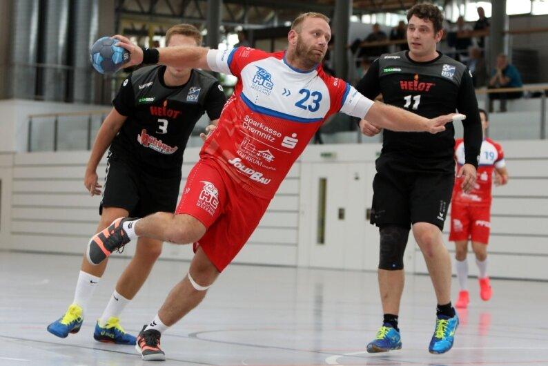 Oberliga-Handballer schießen sich für neue Saison warm