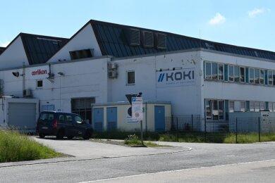 Das Koki-Werk in Niederwürschnitz. Die Geschäftsführung führt bereits Gespräche mit potenziellen Käufern und Mietern.