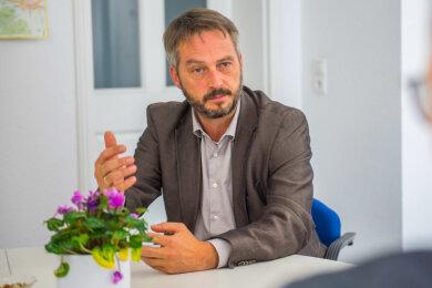 Thomas Kunzmann - Bürgermeister von Lauter-Bernsbach