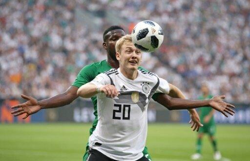 Brandt läuft im Nationalteam nun mit der Nummer 10 auf