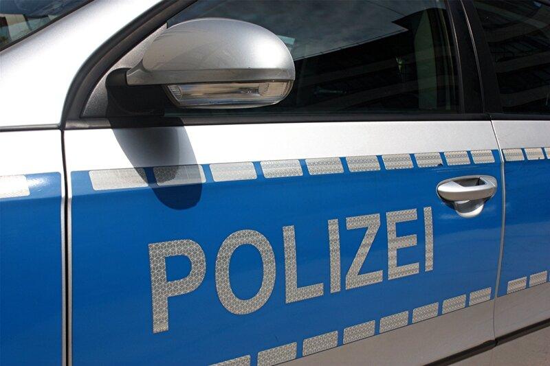 Polizei stellt Sprayer in Plauen