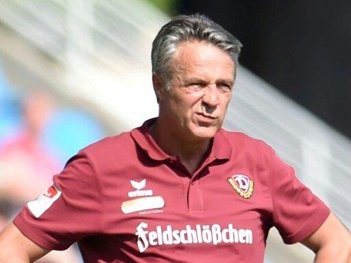 Uwe Neuhaus muss Dynamo Dresden verlassen