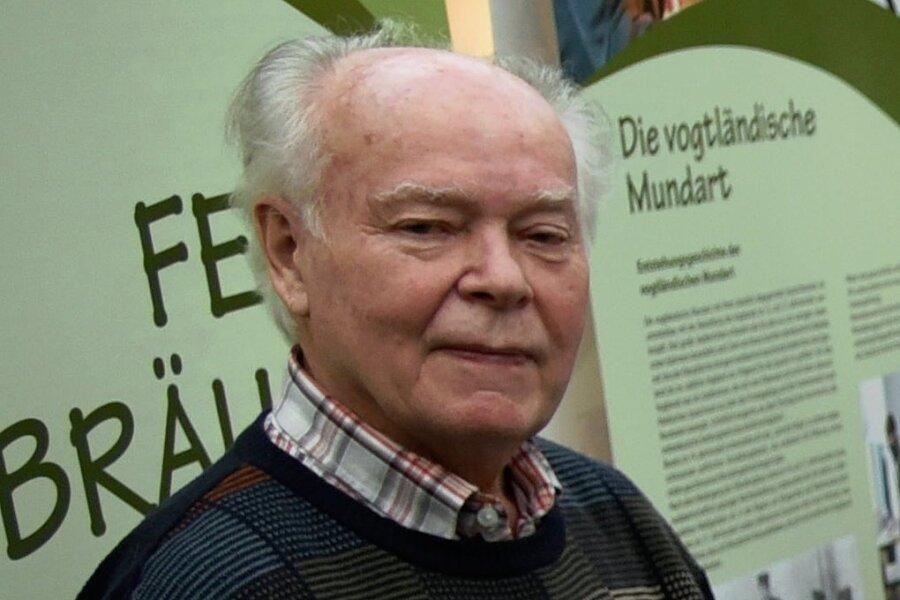 Meteorologe Werner Friedel.