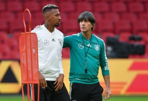 Boateng steht momentan nur im erweiterten DFB-Kader
