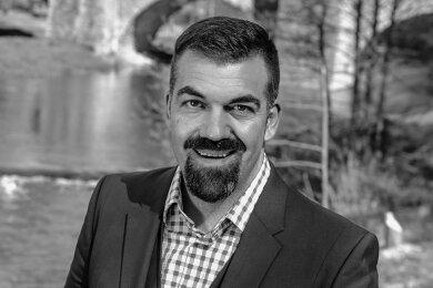 Sergio Raonic Lukovic wird der neue Intendant des Mittelsächsischen Theaters.