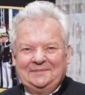 Karl-Heinz Baraniak - Vorsitzender des Steinkohlenbergbauvereins Zwickau