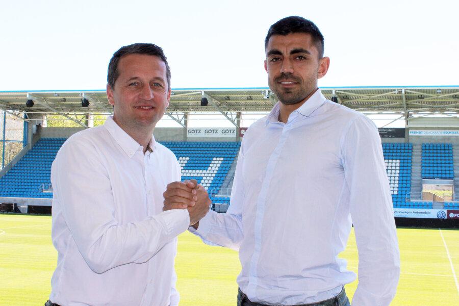 CFC verpflichtet Georgi Sarmov