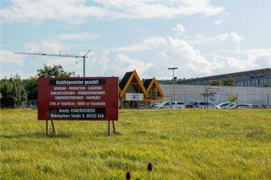 Zum Monatsende schließt das Impfzentrum in Eich. Die Eigentümer suchen bereits Nachmieter.