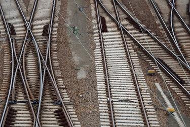 Frau stirbt bei Zusammenstoß mit Zug
