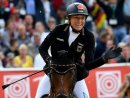 Ingrid Klimke holt auf Hale Bob 23,3 Punkte