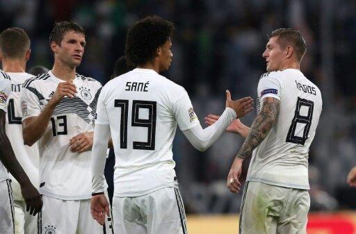 Das DFB-Team bescherte dem ZDF eine gute Quote