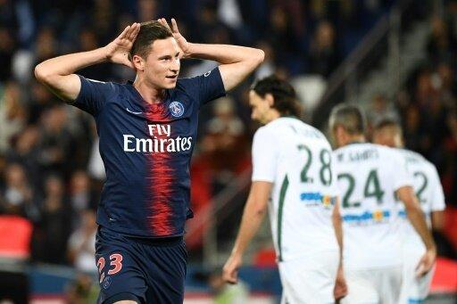 PSG gewinnt - Julian Draxler trifft per Kopf