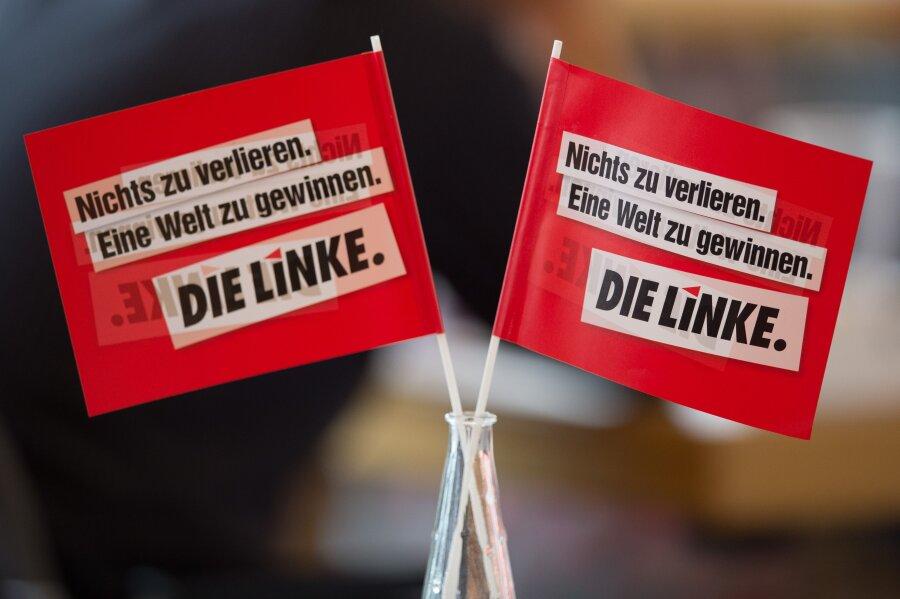 """Linke will 2019 """"Dreikampf"""" mit AfD und CDU in Sachsen aufnehmen"""