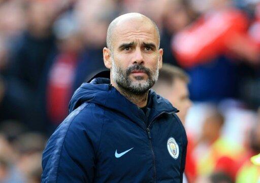 Vertraut seinem Verein: Erfolgscoach Pep Guardiola