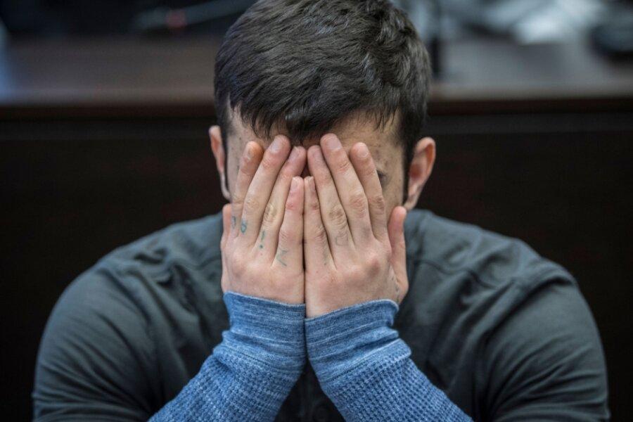 Ein jugendlicher Täter vor Gericht (Symbolbild). Laut Polizeistatistik ist die Jugendkriminalität in Burgstädt höher als in Nachbarorten.