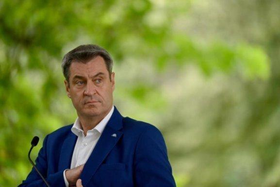 Markus Söder, Ministerpräsident von Bayern, äußert sich zur geplanten erweiterten Testpflicht.