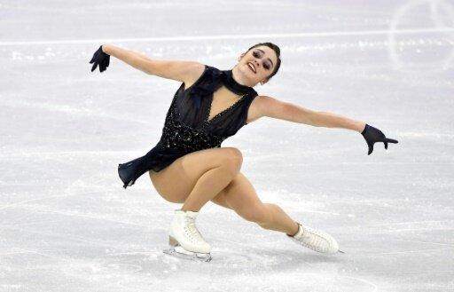 Weltmeisterin Kaetlyn Osmond macht eine Wettkampfpause