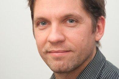 Redakteur Tino Moritz