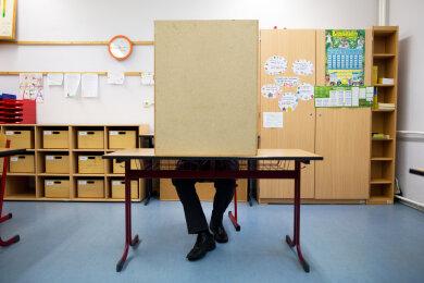 Am 1. September sind in Sachsen Landtagswahlen.