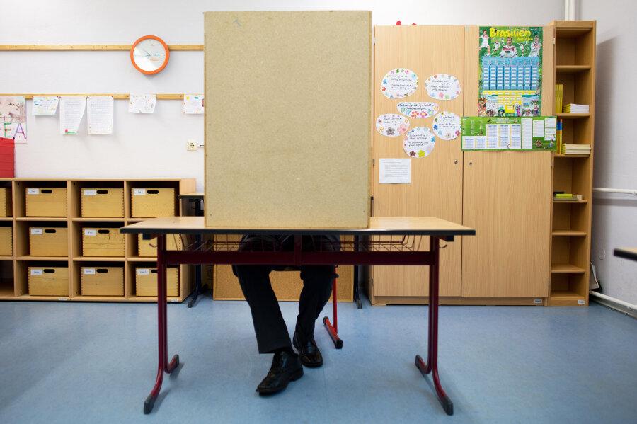 Fünf OB-Bewerber auf dem Wahlzettel in Schwarzenberg