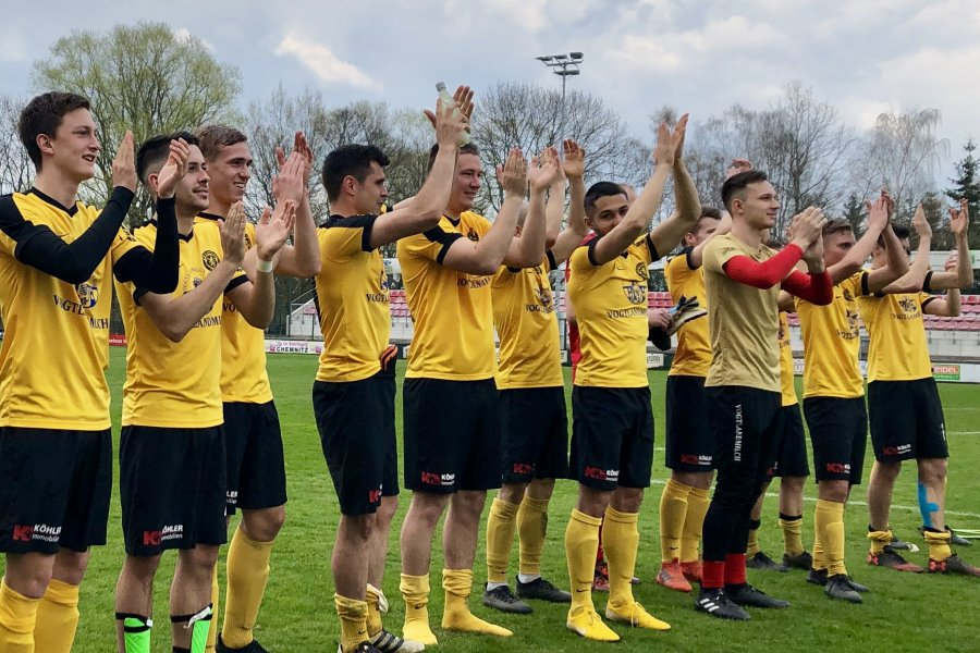 VfB Auerbach gewinnt 2:0 gegen Hertha BSC II