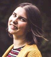 Lea-Sophie Gauglitz aus Adorf (18) gehört auch zu den Mitinitiatoren von Fridays for Future in Plauen.