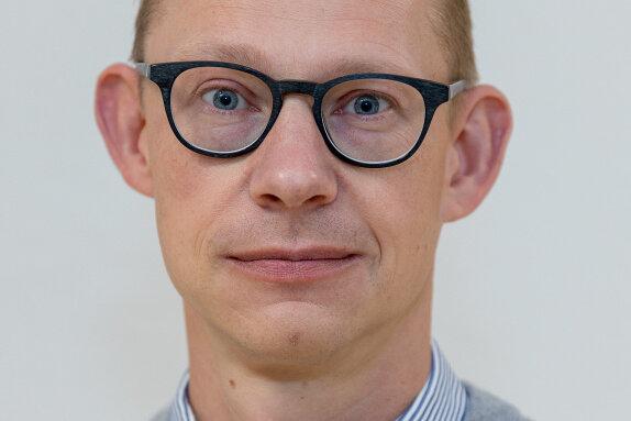 Christian Pentzold, Professor für Medien- und Kommunikationswissenschaft aus Plauen.