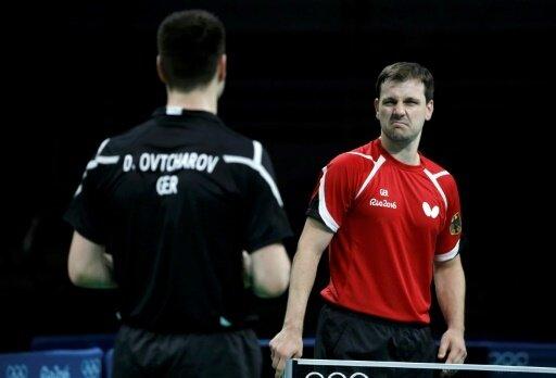 Timo Boll und Dimitrij Ovtcharov nehmen am Weltcup teil