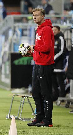 David Bergner ist neuer CFC-Trainer.