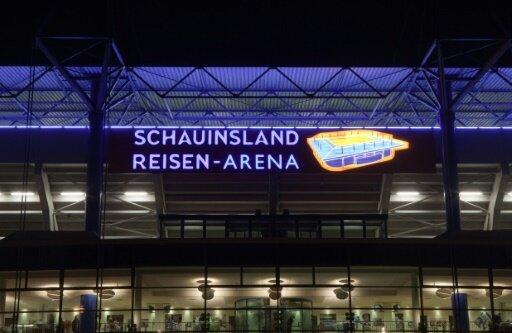 Das Relegations-Hinspiel findet in Duisburg statt