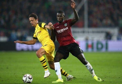 Hannover 96 bangt um den Einsatz von Ihlas Bebou