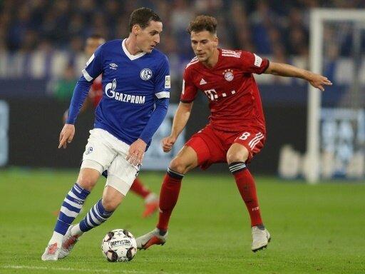 Goretzka gewinnt mit den Bayern gegen seinen Ex-Klub